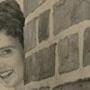Sarah Tesch and Mary Lu Nuckols, 1959.