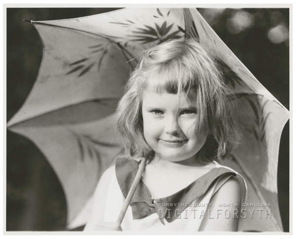 Sharon McMahan, 1959.