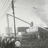 Brown's Warehouse fire, 1969.