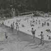 Tanglewood Park swimming pool, 1961.