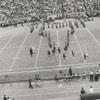 Football game at Bowman Gray Stadium, 1958.