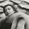Model Maxine Townsend, 1947.