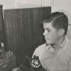 Ed (Eddie) Pleasants, 1954.