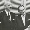 Lucien E. Oliver, Charles H. Kellstadt, and John Watlington, 1958.