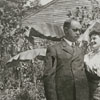 Walter J. Hege and wife Blanche Thomas Sumner Hege.