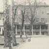 Salem Female Academy grounds, 1895.
