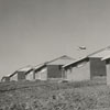 New housing development near Smith Reynolds Airport, 1958.
