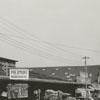 500 block of North Trade Street, looking north, 1934.