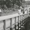 Yadkin River flood, 1957.