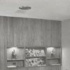 Dr. Albert Glod's office in the Professional Building, 1957.