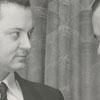 Rodney Austin and Nathaniel (Nat) Crews, 1956.