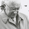 Ambassador Wilhelm Morgenstierne and Mayor Marshall Kurfees, 1956.