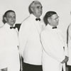 First Debutant Ball in Winston-Salem, 1956.