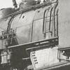 Winston-Salem Southbound locomotive #301, 1956.
