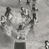 Reynolds Park swimming pool, 1956.