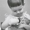 Emily Sue Hoskins, 1956.
