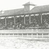 Grandstand at the fairgrounds.