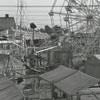 Fair scenes at the fairgrounds, 1938.