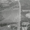 Aerial of Bowman Gray Stadium, 1954.