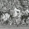 Piedmont Bowl football game, 1946.