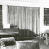 One of the rooms in Reynolda House, 1956.