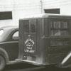 Davidson County Public Library Bookmobile, 1947.