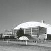 Memorial Coliseum, 1964.