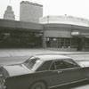 View of the bus station on North Marshall Street, 1972.