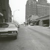 The 400 block of North Marshall Street, looking north, 1972.