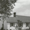 Reynolds Park golf clubhouse, 1940.