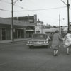 Intersection of West Fifth and North Marshall Streets, 1963.
