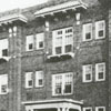 Winston Apartments, located at 652 West Fourth Street, 1925.