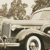 Wall funeral car, 1939.