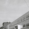 R. J. Reynolds Tobacco Company Research Building at Chestnut and Belews Street, 1954.