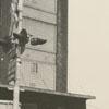 R. J. Reynolds Tobacco Company factory #12 loading dock on Patterson Avenue, 1960.