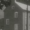 WSJS radio station building on Spruce Street, 1941.