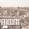 Main Street at Fourth Street, 1913.