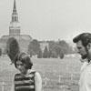 Vietnam War Protest at Wake Forest University, 1970.