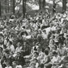 May Day celebration at Salem College, 1956.