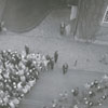 Easter Sunrise Service at God's Acre in Salem, 1957.