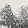 Last passenger train run from Winston-Salem to North Wilkesboro, 1955.