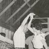 Square dancing at Tanglewood Park, 1958.