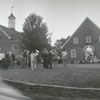 "Moravian drama, ""The Home Road,"" presented at Bethania, 1959."