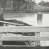 Flood on Ebert Street in Janita Lakes area, 1959.