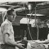 Pressroom at the Winston-Salem Journal, 1959.