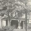 Hugh G. Chatham house at 106 N. Cherry Street, 1924.