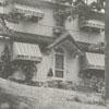 Robert E. Follin house at 564 Glade Street, 1924.