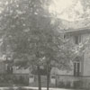 YWCA building on the corner of First and Church Streets, 1924.