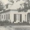 Charles Reed Wilkinson house on Lovers Lane in Buena Vista, 1924.