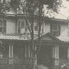 William N. Vogler house at 111 E. Belews Street, 1924.